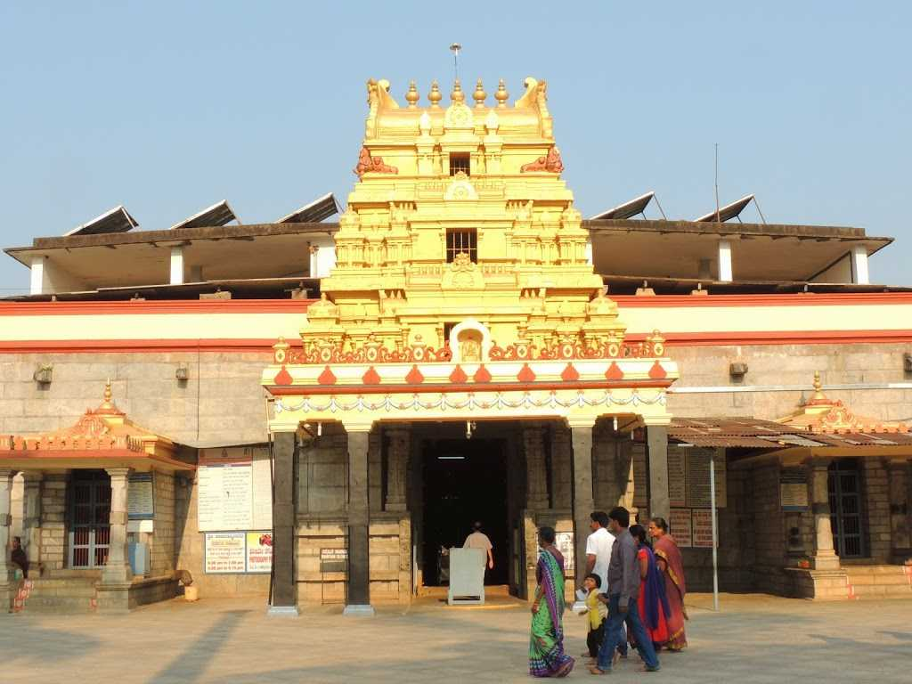 Shardamba Temple