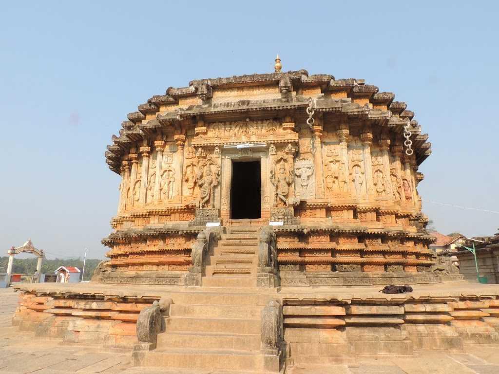 Vidyashankar Temple