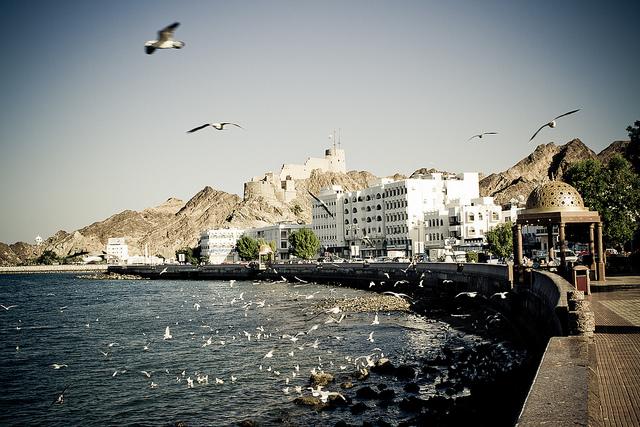 Vibrant Oman