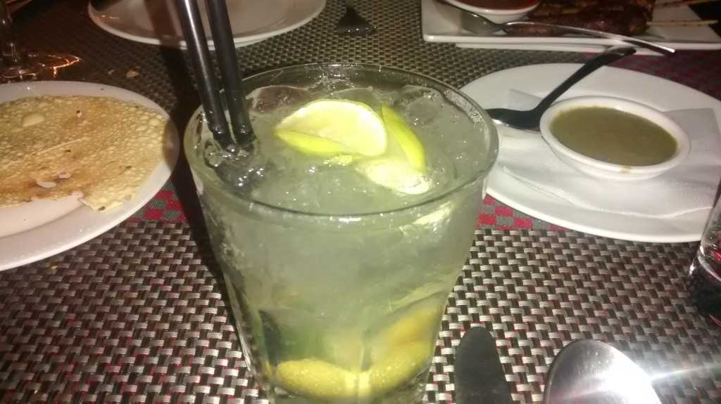 Mojito at Salt