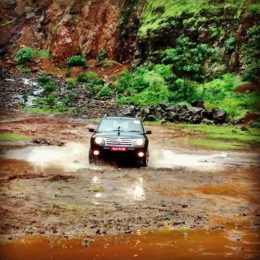 Duster AWD at Lavasa